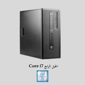 HP EliteDesk 600 G1 Tower Core i7-4770 RAM 8GB HDD 500GB