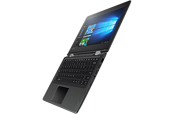Yoga 310: mobility, connectivity, and technology rolled into one.
