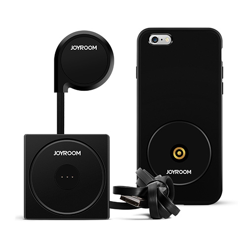JOYROOM JR-ZS141 Home & Car Wireless Charger (2A) for iphone 7