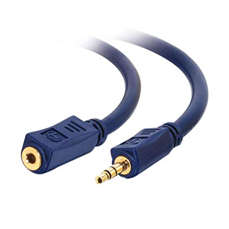 AUX EXTENSION Cable 3.5mm Stereo Headphone 1.5M