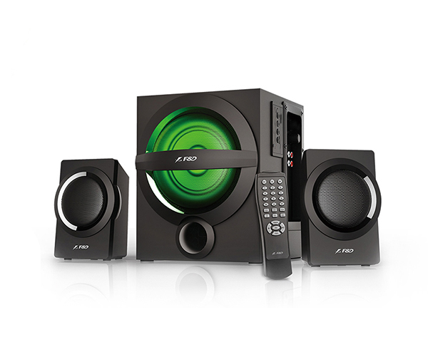 F&D A140X 2.1 Multimedia Speaker Subwoofer Bluetooth