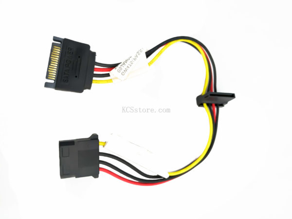 Cable from Sate-M to (1 Sata-f + 1 IDE-f) Original