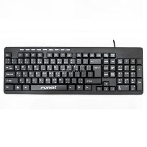FOREV FV-600 MULTIMEDIA KEYBOARD WATER PROOF