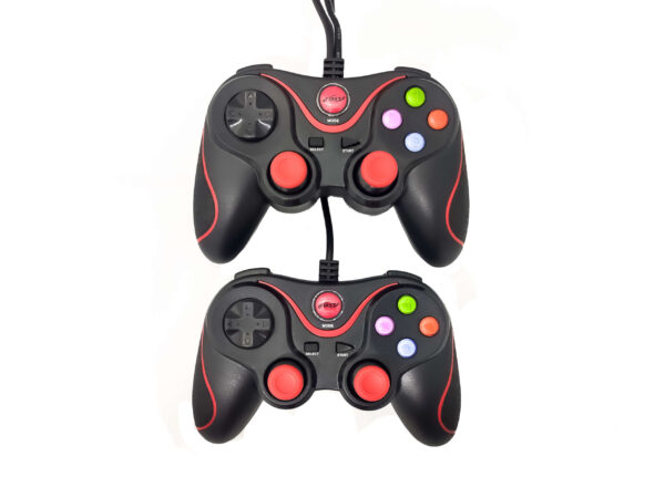 FIRST FT-G103 Double Shock Controller Game Pad
