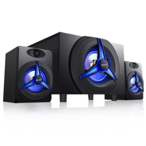 KISONLI TM-7000A NEW LED 2.1 Multimedia Home Theater Subwoofer Speaker System With BT FM USB SD