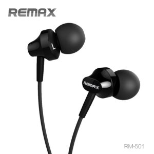 REMAX rm-501 bass driven stereo sound headset