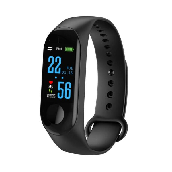 Smart watch m3 bracelet health intelligence