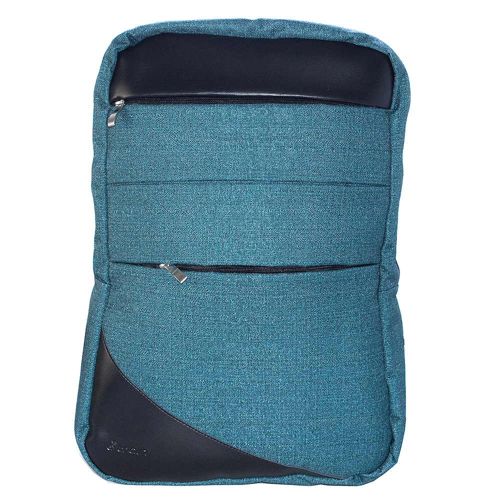 Etrain (BG770) - Backpack Bag - School Bag - Turquoise