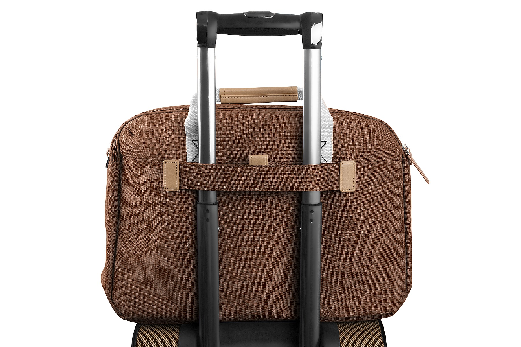 "L'avvento (BG293) - Laptop Bag - Up to 15.6"" - Brown"
