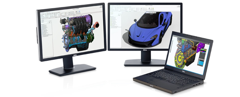 Precision M6800 Workstation - Heavy-duty processing and graphics performance