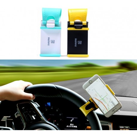 REMAX RM-C11 Universal Phone Holder for Car Steering Wheel