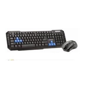 FOREV FV-W33 Multimedia 2.4Ghz Wireless SAMCO Keyboard Mouse wireless