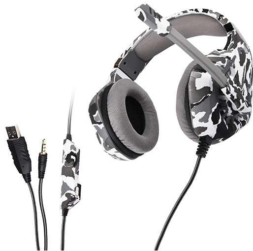 OVLENG Gt84 Best Stereo LED Gaming Headset Certified Headphones