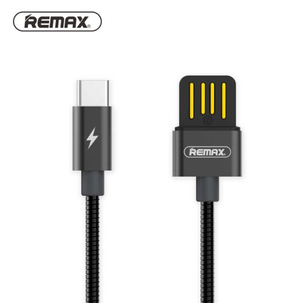 REMAX RC-080a 1m USB to USB-C / Type-C Data Sync Charging Cable