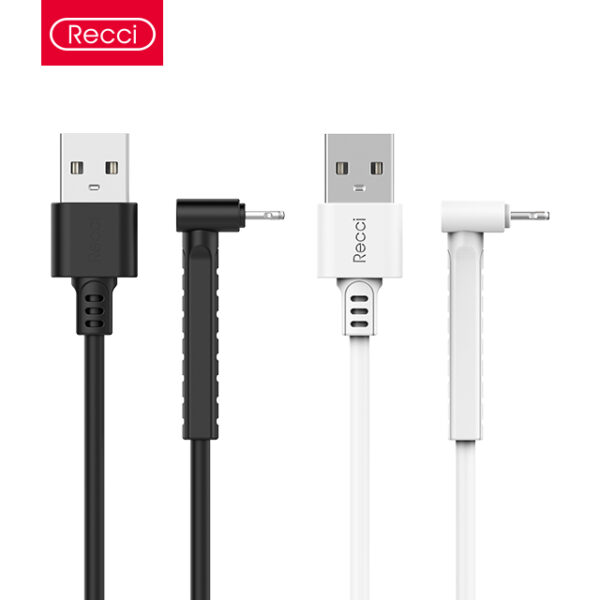 Recci N100 2.4A degree micro usb fast charging cable