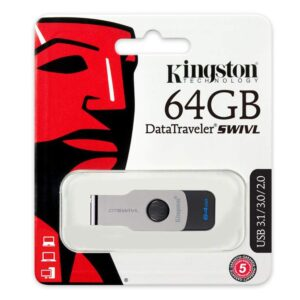 Kingston DataTraveler Swivl 64GB