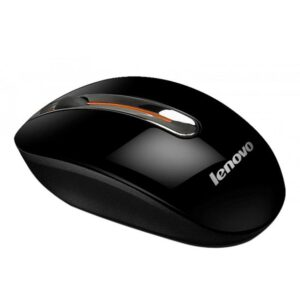 Lenovo N3903 Wireless Mouse - Black