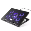 S500 Notebook Laptop Cooler Pad Stand Mute 5 Fans Laptop Cooling Pad Fan Notebook PC USB Radiator