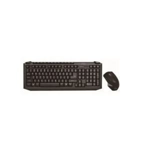 Porsh Dob KM 80 Wireless Keyboard and Mouse -Black