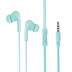 U28 Music Earphone Extra Bass Headset Stereo Macaroon Series Music In-Earphones