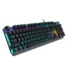 AULA F2066 wired Mechanical Keyboard Blue Switch LED For Gamer Laptop & Computer