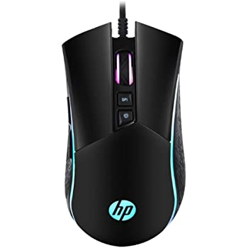 HP M220 Wired USB Optical Gaming Mouse