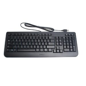 Dell KB2521 keyboard usb wired