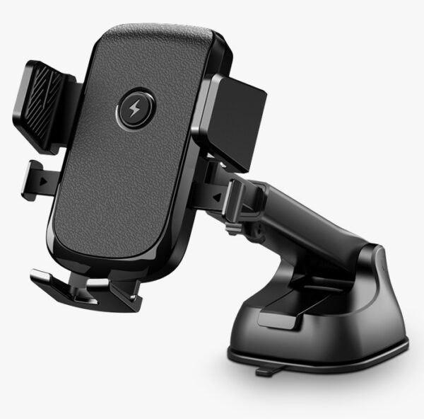 JOYROOM JR-ZS213 15W Smart Wireless Charger Fast Charger Car Phone Holder Stand
