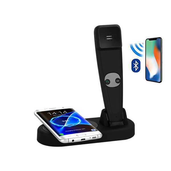 Bluetooth Phone And Wireless Charger Intelligent 2-in-1