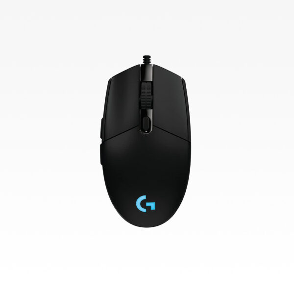 Logitech G102 Wired USB Optical Gaming Mouse Black (high copy)