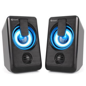 Kisonli L1010 Speakers 2.0 usb wired woofer speaker