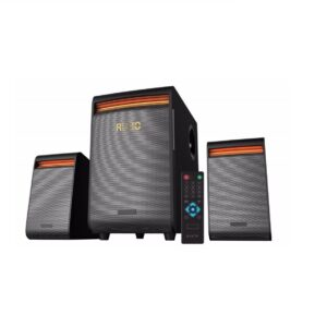 EXTRA 5100 2.1 PREMIUM SOUND SYSTEM BLUETOOTH USB AND REMOTE - BLACK