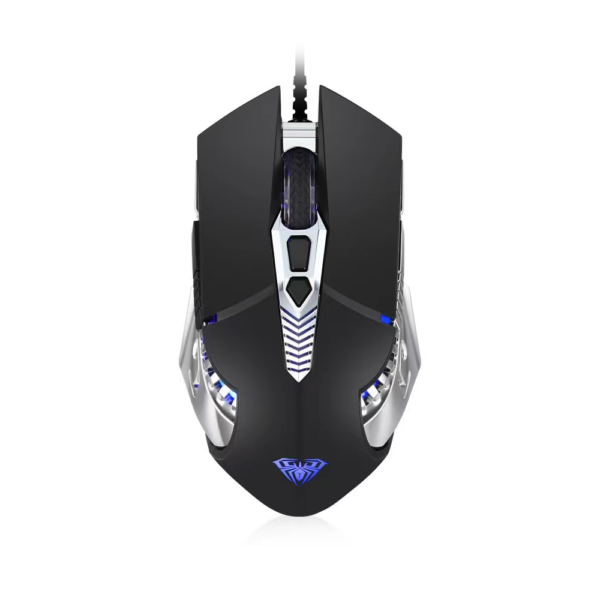 Aula S60 Optical 7D RGB Black Gaming mouse